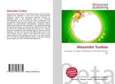 Bookcover of Alexander Yunkov