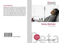 Bookcover of Nancy Martinez