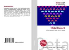 Bookcover of Metal Mutant
