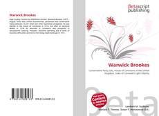 Couverture de Warwick Brookes