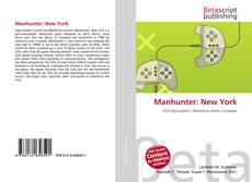 Bookcover of Manhunter: New York