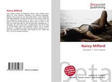 Buchcover von Nancy Milford