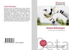 Buchcover von Soslan Dzhanayev