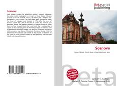 Bookcover of Sosnove