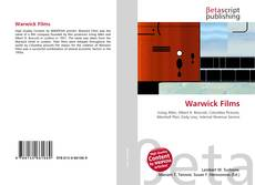 Bookcover of Warwick Films