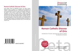 Bookcover of Roman Catholic Diocese of Oria
