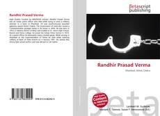 Couverture de Randhir Prasad Verma