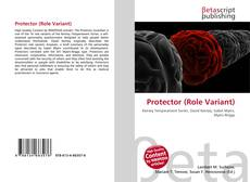 Bookcover of Protector (Role Variant)