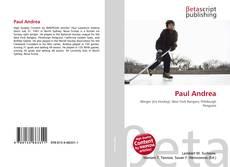 Capa do livro de Paul Andrea
