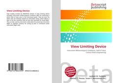 View Limiting Device的封面