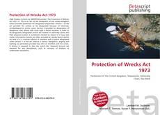 Borítókép a  Protection of Wrecks Act 1973 - hoz