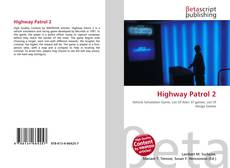 Bookcover of Highway Patrol 2