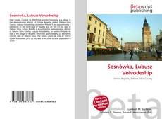 Sosnówka, Lubusz Voivodeship的封面