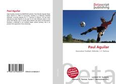 Bookcover of Paul Aguilar