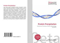 Couverture de Protein Precipitation
