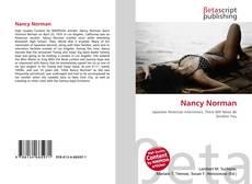 Copertina di Nancy Norman