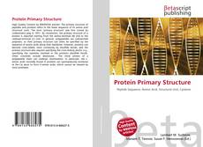 Portada del libro de Protein Primary Structure