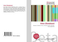 Bookcover of View (Database)