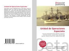Bookcover of Unidad de Operaciones Especiales