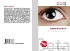Portada del libro de Nancy Petyarre