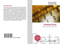 Bookcover of Football Glory