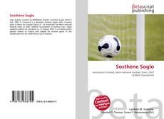 Capa do livro de Sosthène Soglo