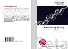 Portada del libro de Protein Sequencing