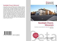 Portada del libro de Randolph (Town), Wisconsin