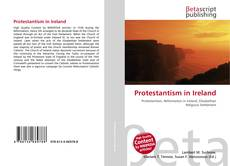Bookcover of Protestantism in Ireland