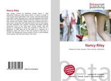 Bookcover of Nancy Riley