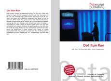 Do! Run Run kitap kapağı