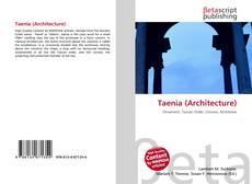 Couverture de Taenia (Architecture)