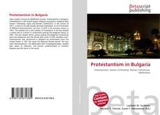 Bookcover of Protestantism in Bulgaria
