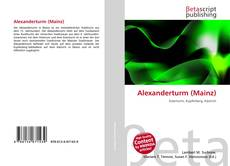Alexanderturm (Mainz)的封面