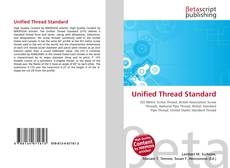 Bookcover of Unified Thread Standard