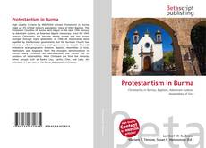 Bookcover of Protestantism in Burma