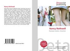 Bookcover of Nancy Rothwell