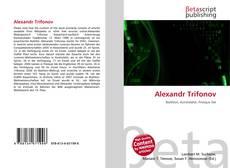 Bookcover of Alexandr Trifonov