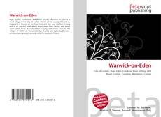 Bookcover of Warwick-on-Eden