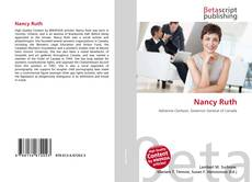 Couverture de Nancy Ruth