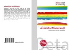 Buchcover von Alexandra (Neuseeland)