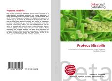 Bookcover of Proteus Mirabilis