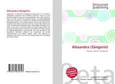 Portada del libro de Alexandra (Sängerin)