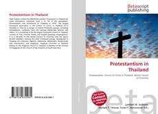 Bookcover of Protestantism in Thailand
