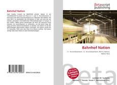 Bahnhof Nation的封面