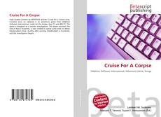 Bookcover of Cruise For A Corpse