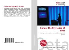 Buchcover von Conan: The Mysteries of Time