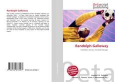 Bookcover of Randolph Galloway