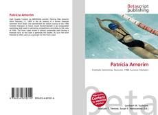 Copertina di Patrícia Amorim