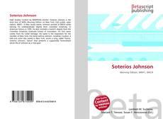 Bookcover of Soterios Johnson